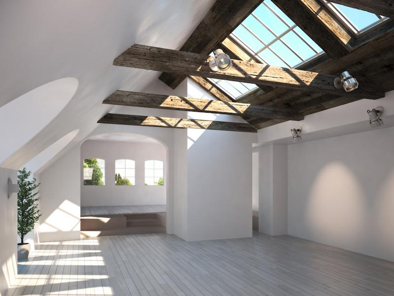 casa in legno e design
