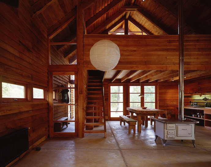 architetture in legno Casa Grenero
