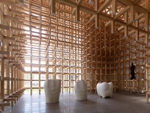 architetture in legno GC Prostho Museum
