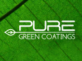 pure green coatings