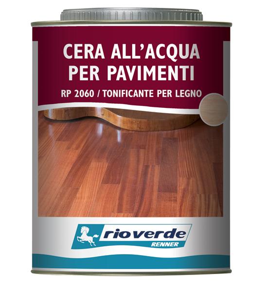 Rp2060 cera tonificante all 39 acqua per pavimenti in legno - Cera per pavimenti in legno ...